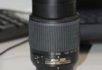 (LENS) NİKON DX AF-S NIKKOR 55-200mm 1:4-5.6G ED