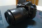 satılık nikon d7100 / 18-140 wr lens ile birlikte
