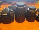 satılık nikon d7000 ve lensleri