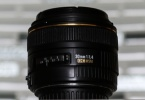 Sigma 30mm f/1.4 EX DC HSM Lens ( Canon)