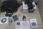 Canon 700 D 1.5 YIL EURASİA GARANTİLİ 900 SHUTTER'DA