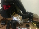 Nikon d7000 Fotografçı ekipmanları