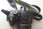 Nikon D3200 VR2kit 18-55 lens
