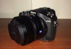 Sony RX10 II 4K Fotoğraf Makinesi