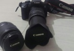 Canon700d 18-55 75-300