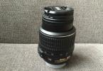 Nikon 18-55 VR sıfır denebilir