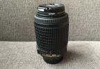 Nikon 55-200 VR. Kullanılmamış faturalı lens