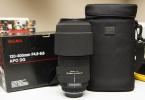 Sony uymulu Sigma 120-400mm A Mount Lens