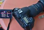 Canon 60D (12k) 18-135 Is + 70-300 SİGMA APO DG Macro Lens. Önceliğim Takas Ama Ürün Tekliflere açıktır. Crop Mankine olarak Nikon7100 veya Canon 70D olabilir.