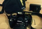 Nikon D3100  ORjinal Çanta Hediyeli