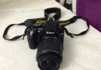 Nikon D3100 18-55 VR lens