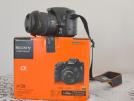 Sony slt a58 ve 18-55 mm kit lens