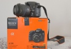 Sony slt a58 ve 18-55 mm+ 75-300mm kit lens
