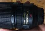 Nikkon 70-300 1:4.5-5.6 G Lens