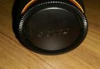 Sony  sal 55200 II n50 Lens