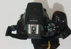 Nikon D5500 TERTEMIZ VE GARANTILI