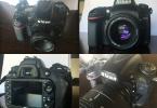 Nikon D600 body  + 80-200mm F:2,8 set
