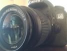 CANON 60D + canon 18-55mm EF-S III Lens