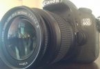 CANON 60D + canon 18-55mm EF-S III Lens