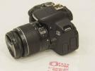 Canon 650D + 18-55 Kit lens