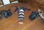 Canon 650d+18-200