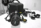 Nikon d 5200 18-140 VR DSLR Fotoğraf makinesi