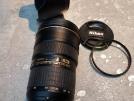 Sıfır Gibi Nikon 24-70 f:2,8 ED NANO Lens