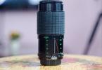 Nikon uyumlu 70-210 -f/4 Macro özellikli