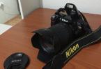 Nikon D40X 18-135mm Lens Fotoğraf Makinesi