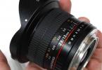 Samyang 12mm f/2.8 ED AS NCS Fisheye