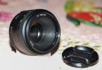 50 mm 1:1.8 D