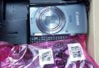 Canon Ixus 160 dijital fotograf makinesi