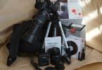 canon1200d çift lens bol hediyeli