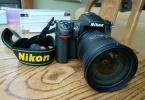 Nikon d7000 18 200 vr ii sb 910