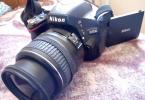 NİKON d5100 + 18 55 Lens + Tripod + Full Aksesuar Hediye