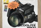 Nikon Coolpix yepyeni