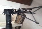Acil satılık Canon eos 100d fotograf makinası tripod ve parasoley ile birlikte