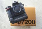 Nikon D7200 18x140 mm (1000)Shutter