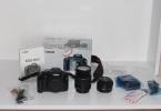 Canon 550d 18-55+ 12kda full kutulu