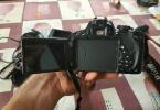 Canon 650D 18-55 lens