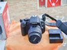 Canon EOS 700D DSLR 18-55 DC Kit SLR Fotoğraf Makinesi