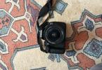1200 d 18-55 lens 5 aylık makine