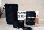 Tamron 90mm f/2.8 MACRO Lens (Nikon Uyumlu) - TERTEMİZ