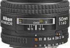Nikon 50mm1.4D