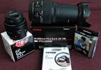 sıgma/canon 18-200 mm f3,5-6.3 ıı dc oc  + canon 50 mm f/1.8ıı