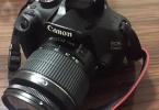 CANON E0S 1200D 18 MP