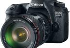 Canon 6d full ekipman