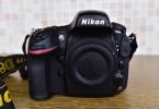 Satılık Nikon D800 gövde ve Nikkor 80-200 f/2,8 ED lens