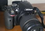 NİKON D3300