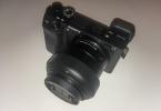 Sony A6300 body. Kutulu, çok temiz (Eurasia garantili)